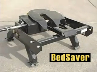 Blue Ox 5th wheel hitch bedsaver