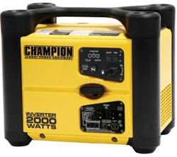 Champion 73536i 2000w Inverter Generator economy mode