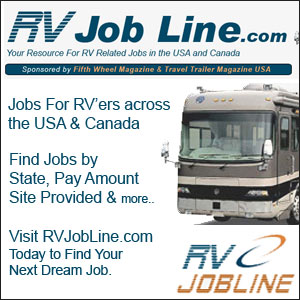 Rv Jobs | Work Camping Jobs